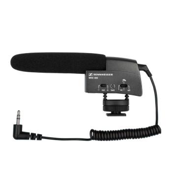 ゼルハイザーMKE 440 MKH 416同期インタビューコンデンサーカメラ一眼レフマイクMKE 400