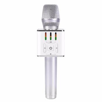 Hfier X 30全国民K歌携帯電話マイク無線Bluetoothマイクキャスターのマイクマイクとマイクの一体児童がカラオケの銀を歌う