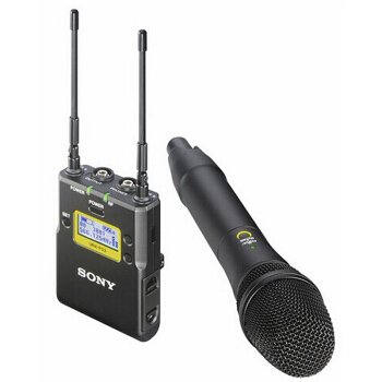 ソニーUWP-D 12無線マイクセット