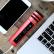 LenovoUM 10 C携帯電話マイク全国民カラオケキャスター専用マイクアップルAndroidキャパシタでカラオケ効果青春版を歌った後、赤い