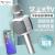 途信027携帯電話のマイクオーディオ一体マイクBluetoothワイヤレスK歌マイクテレビの歌を歌う神器のカードは薄い灰色です。